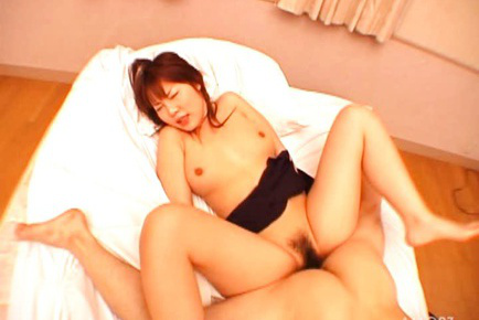 Rei himekawa. Rei Himekawa Asian with nasty boobs has hairy nooky in deep make love