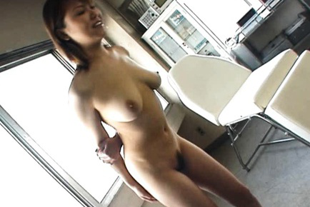 Senna ogawa. Senna Ogawa Asian busty finds things to have sexual intercourse her poonanie with