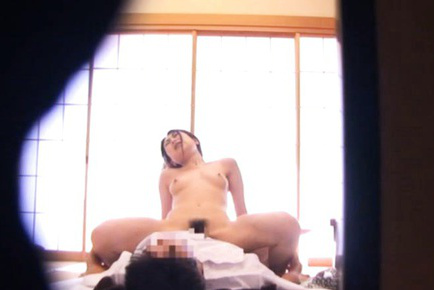 Rika araki. Rika Araki Asian has titties touched while getting tool in mouth