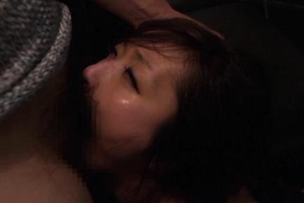 Miwako yamamoto. Miwako Yamamoto Asian shows nasty behind while