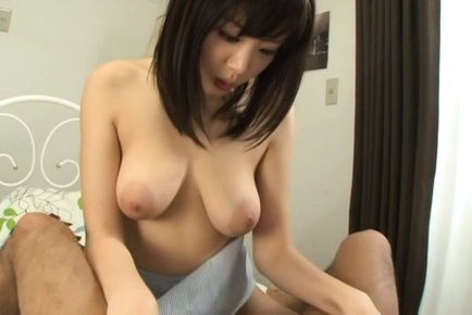 Mao hamasaki. Mao Hamasaki Asian shakes titties while