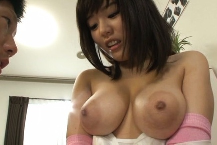 Mao hamasaki. Mao Hamasaki Asian erotically pours some